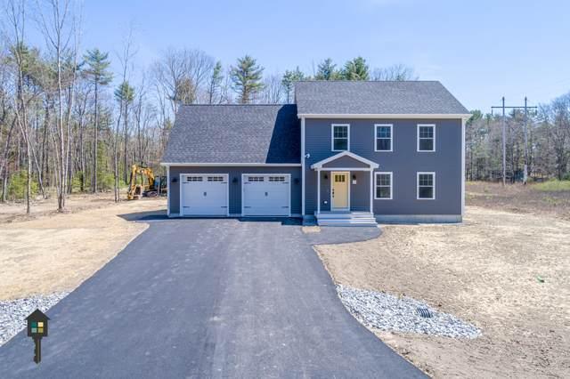 Lot #32 Forest Glen Lane, Topsham, ME 04086 (MLS #1502385) :: Linscott Real Estate