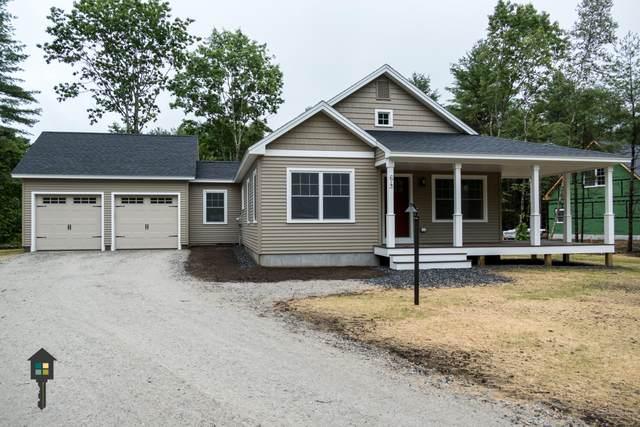 Lot #33 Forest Glen Lane, Topsham, ME 04086 (MLS #1502394) :: Linscott Real Estate