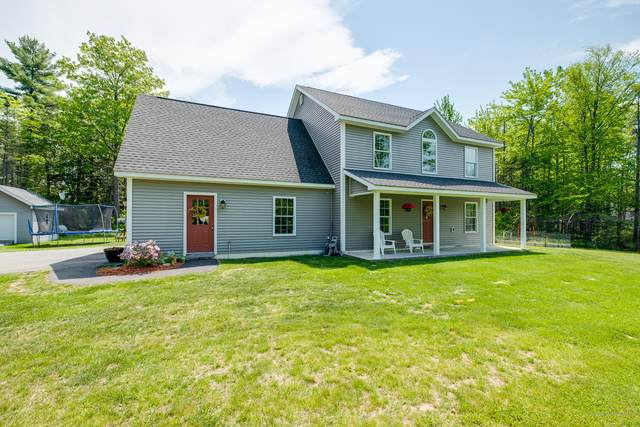 126 Libby Lane, West Gardiner, ME 04345 (MLS #1504327) :: Linscott Real Estate