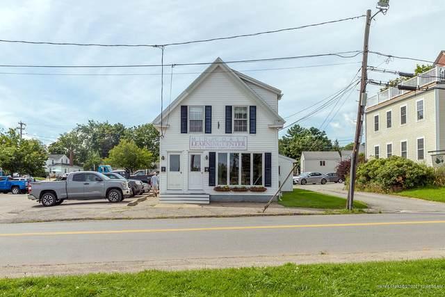 6 North Main Street, Rockland, ME 04841 (MLS #1506628) :: Linscott Real Estate