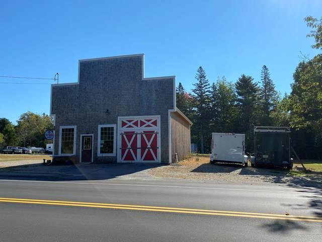 1143 Us 1 Route, Gouldsboro, ME 04607 (MLS #1508558) :: Linscott Real Estate