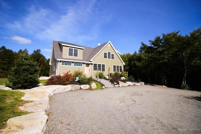 191 Grand View Drive, Dedham, ME 04429 (MLS #1511472) :: Keller Williams Realty
