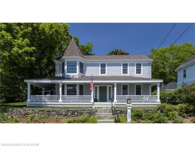 196 Perkins Street, Castine, ME 04421 (MLS #1107610) :: Acadia Realty Group