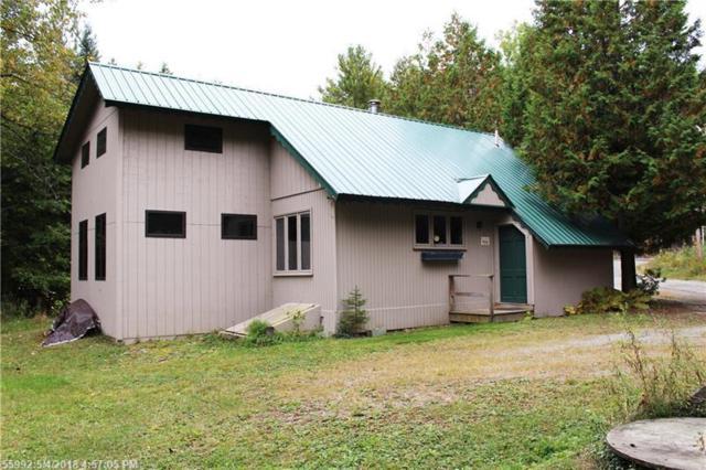 7 Pond Loop, Wyman Twp, ME 04982 (MLS #1337232) :: Herg Group Maine
