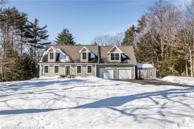 198 Albion Rd, Windham, ME 04062 (MLS #1338541) :: DuBois Realty Group