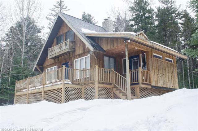 3011 Fir Ave, Carrabassett Valley, ME 04947 (MLS #1340412) :: Herg Group Maine