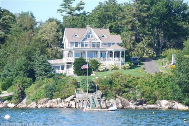 Hahn Cove Rd. Sw Hahn Cove Rd., Boothbay Harbor, ME 04575 (MLS #1371570) :: DuBois Realty Group