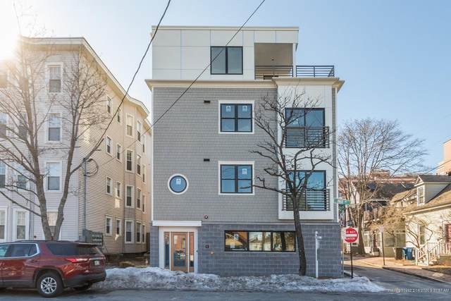 8 Hill Street #2, Portland, ME 04102 (MLS #1409215) :: Your Real Estate Team at Keller Williams