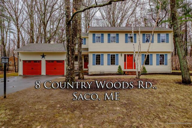 8 Country Woods Road, Saco, ME 04072 (MLS #1410713) :: Your Real Estate Team at Keller Williams