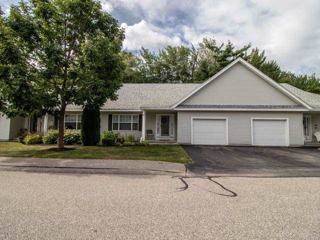 14 Kavanaugh Road #14, Old Orchard Beach, ME 04064 (MLS #1429684) :: Your Real Estate Team at Keller Williams