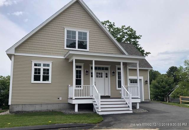 1 Honeysuckle Drive, Old Orchard Beach, ME 04064 (MLS #1440257) :: Your Real Estate Team at Keller Williams