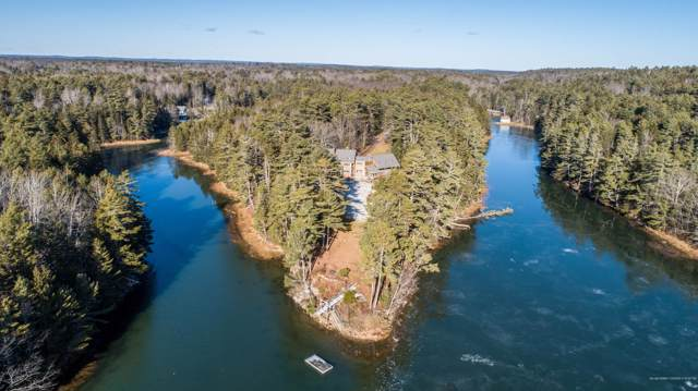 57 Sea Kiss Point, West Bath, ME 04530 (MLS #1441002) :: Your Real Estate Team at Keller Williams