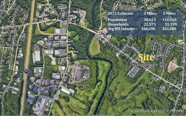290 Bridgton Road, Westbrook, ME 04092 (MLS #1442674) :: Keller Williams Realty