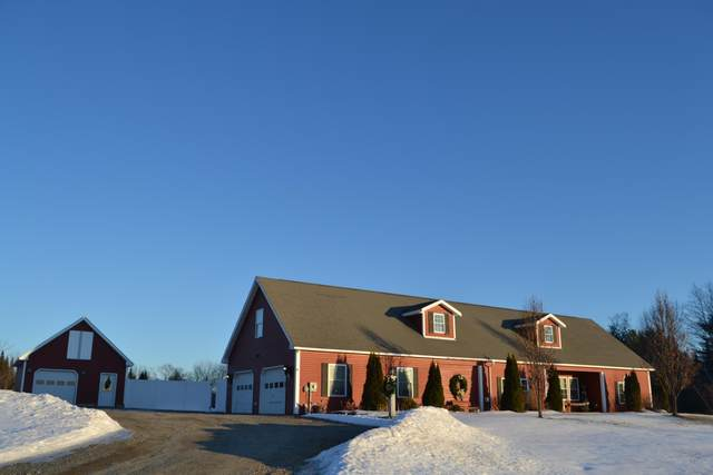 32 Overlook Drive, Canaan, ME 04924 (MLS #1443662) :: Your Real Estate Team at Keller Williams