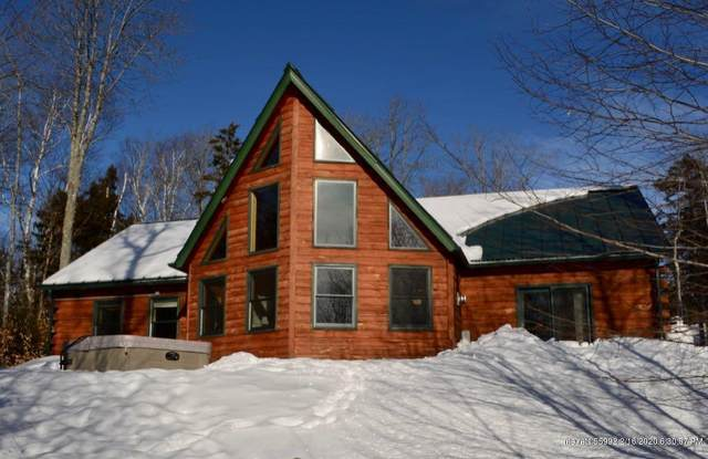2021 Hillside Road, Carrabassett Valley, ME 04947 (MLS #1444609) :: Your Real Estate Team at Keller Williams
