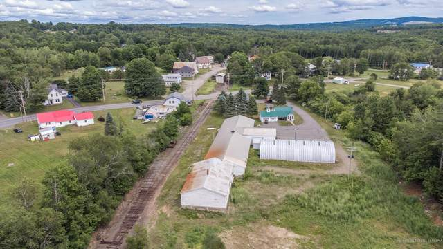 27 Stove Pipe Alley, Thorndike, ME 04986 (MLS #1478577) :: Linscott Real Estate