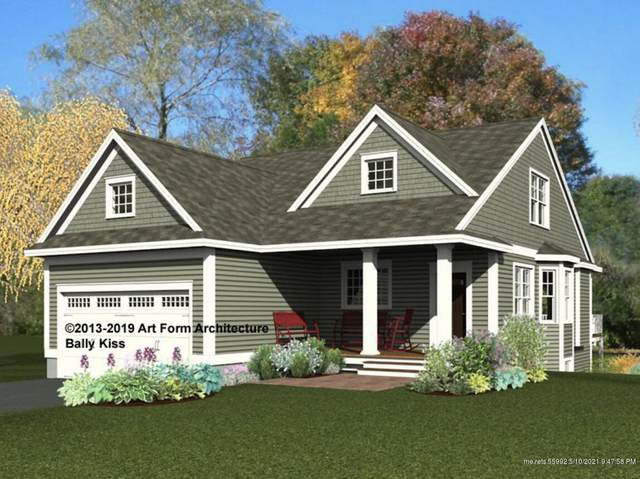 29 Beacon Drive Lot 20, Brunswick, ME 04011 (MLS #1485276) :: Keller Williams Realty
