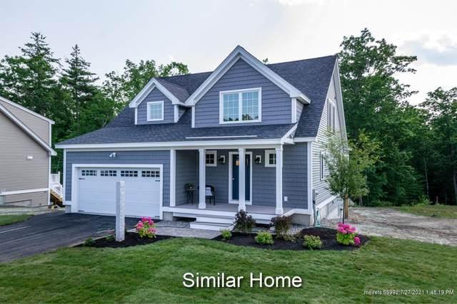 Lot 3 Brooks Landing, Kennebunk, ME 04043 (MLS #1487127) :: Linscott Real Estate
