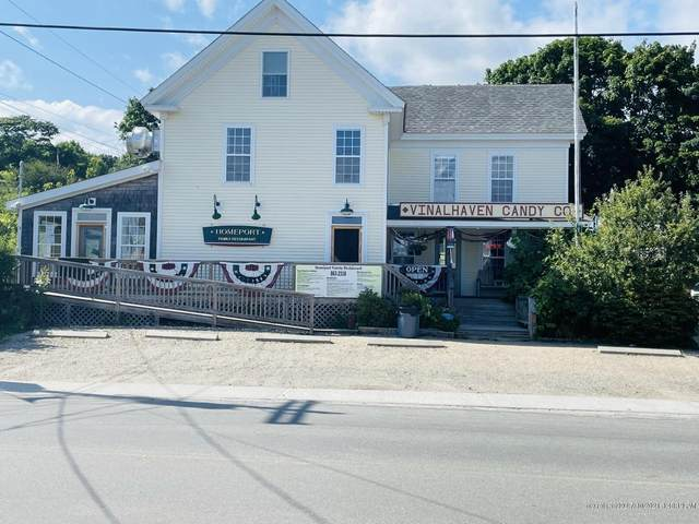 62 W Main Street, Vinalhaven, ME 04863 (MLS #1494990) :: Linscott Real Estate