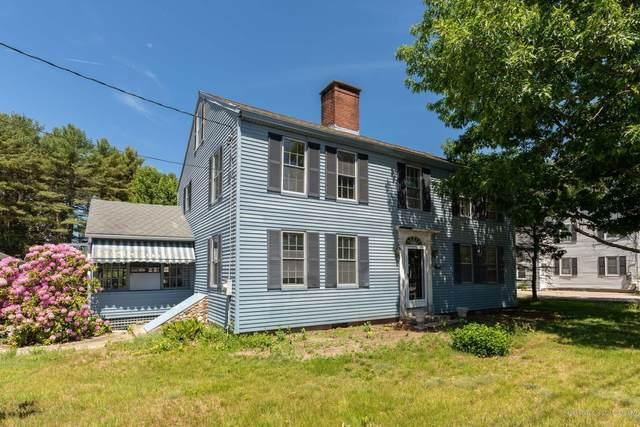 1820 Post Road, Wells, ME 04090 (MLS #1497046) :: Linscott Real Estate