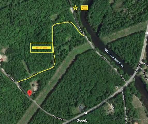 TBD Jack Rabbit Run, Fryeburg, ME 04037 (MLS #1498403) :: Linscott Real Estate