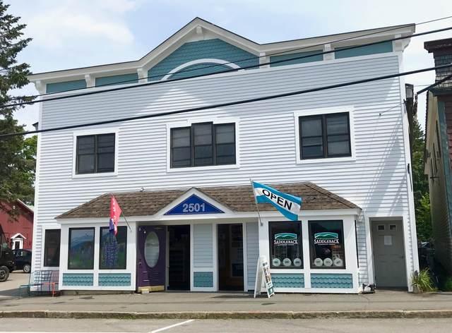 2501 Main Street, Rangeley, ME 04970 (MLS #1502126) :: Linscott Real Estate