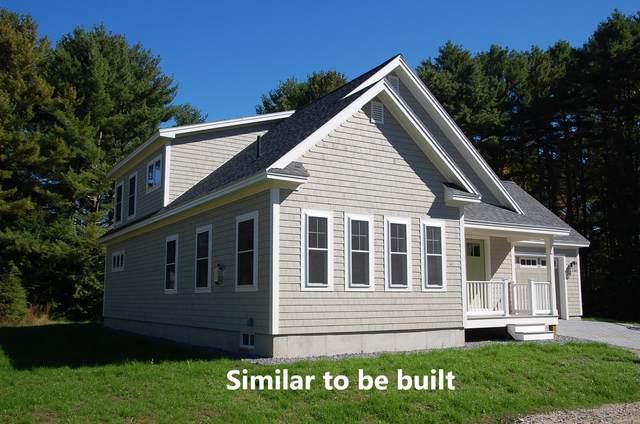 Lot #35 Forest Glen Lane, Topsham, ME 04086 (MLS #1502403) :: Linscott Real Estate