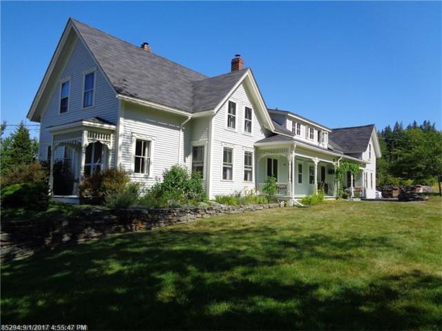 498 Lamoine Beach Rd, Lamoine, ME 04605 (MLS #1322274) :: Acadia Realty Group