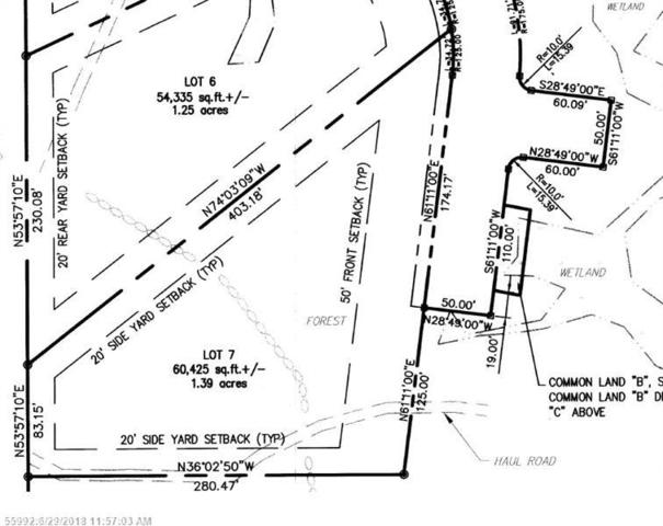 7 Perennial Drive, North Yarmouth, ME 04097 (MLS #1326538) :: DuBois Realty Group