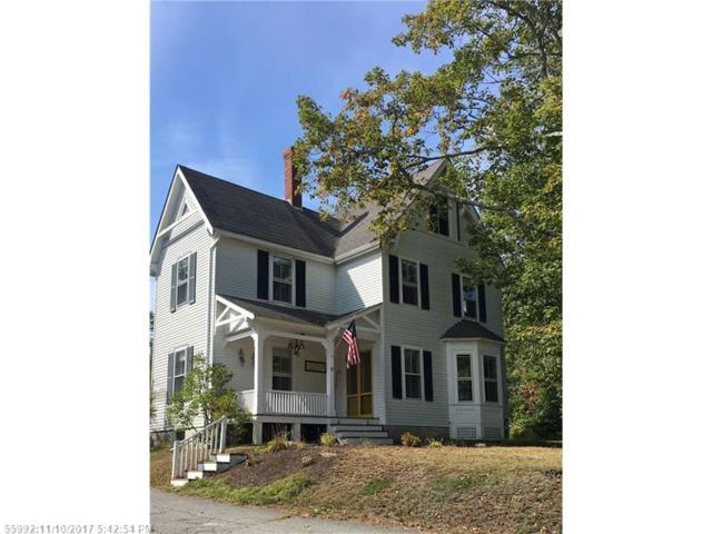 19 Parker Point Road, Blue Hill, ME 04614 (MLS #1327771) :: Acadia Realty Group