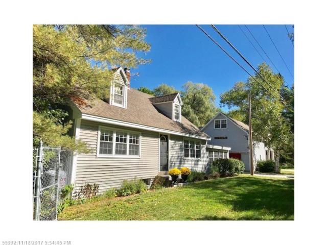 58 North Pownal Road Rd, New Gloucester, ME 04260 (MLS #1331977) :: DuBois Realty Group