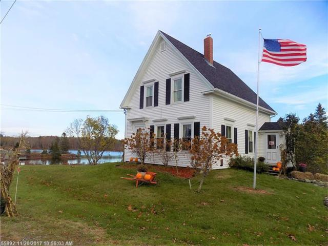 148 W Franklin Rd, Franklin, ME 04634 (MLS #1332860) :: Acadia Realty Group