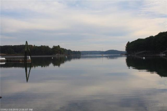 18 Thod's Rd, Boothbay, ME 04537 (MLS #1348646) :: DuBois Realty Group