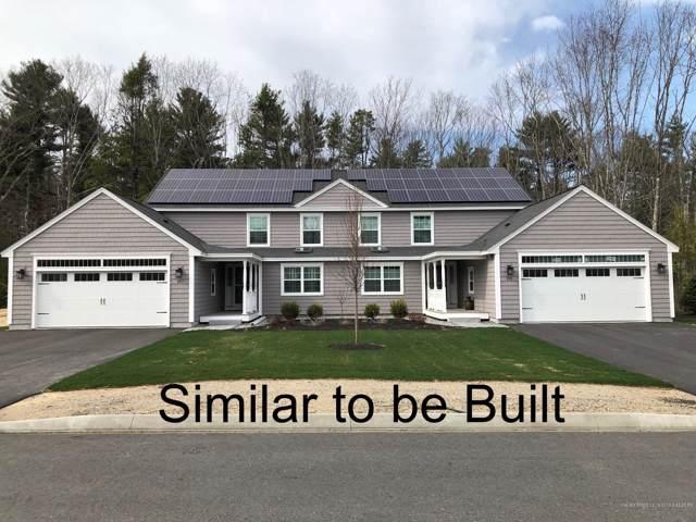 33 Millbrooke Farm Drive #7, Wells, ME 04090 (MLS #1413061) :: Your Real Estate Team at Keller Williams
