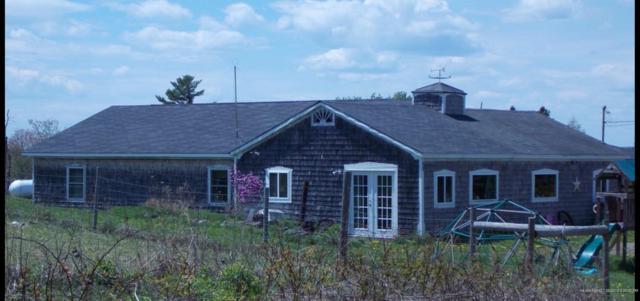 945 E East Thorndike Rd Road, Thorndike, ME 04986 (MLS #1422617) :: Your Real Estate Team at Keller Williams