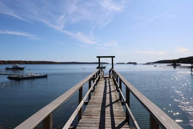 0 Ocean Point Road, Boothbay, ME 04544 (MLS #1436607) :: Keller Williams Realty