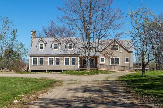 48 Peabody Road, Appleton, ME 04862 (MLS #1479059) :: Linscott Real Estate