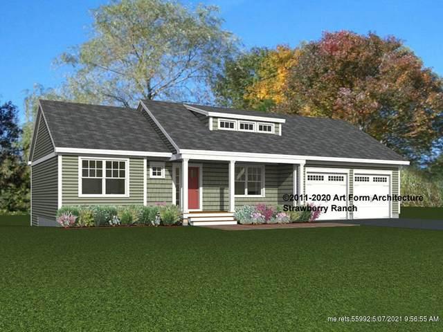 Lot 2 Lady Slipper Lane, Sanford, ME 04073 (MLS #1483035) :: Keller Williams Realty