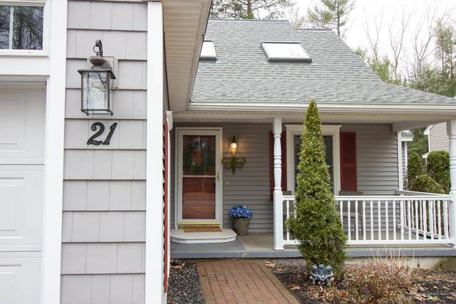 21 Plymouth Grove Drive #3, Kennebunk, ME 04043 (MLS #1484873) :: Keller Williams Realty