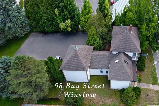 58 Bay Street, Winslow, ME 04901 (MLS #1497688) :: Linscott Real Estate