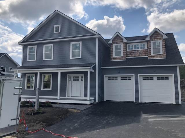 6 Goldfinch Drive #43, Falmouth, ME 04105 (MLS #1502658) :: Linscott Real Estate