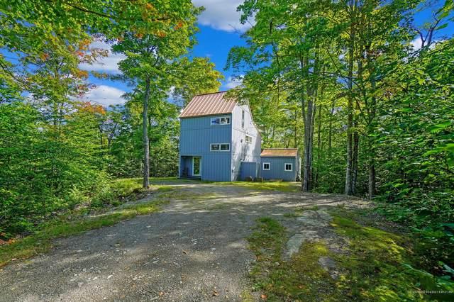 2026 Blanchard Avenue, Carrabassett Valley, ME 04947 (MLS #1504049) :: Linscott Real Estate