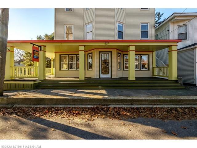 537 Shore Rd 2, Cape Elizabeth, ME 04107 (MLS #1332072) :: The Freeman Group