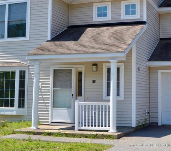 13 Chickadee Circle #13, Brunswick, ME 04011 (MLS #1362022) :: Your Real Estate Team at Keller Williams