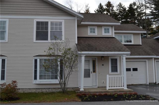24 Beaver Pond Road #24, Brunswick, ME 04011 (MLS #1374992) :: Your Real Estate Team at Keller Williams