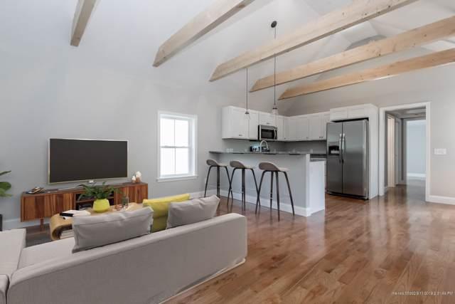 75 Quebec Street #3, Portland, ME 04101 (MLS #1423948) :: Your Real Estate Team at Keller Williams
