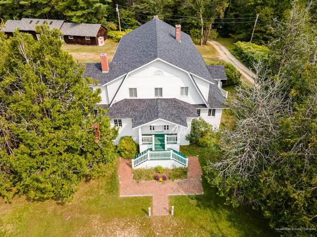 156 Five Seasons Road, Mount Vernon, ME 04352 (MLS #1470973) :: Linscott Real Estate