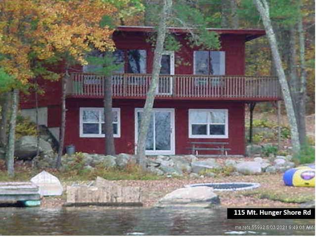 115 Mt Hunger Shore Road, Windham, ME 04062 (MLS #1488904) :: Keller Williams Realty