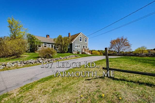 137 Ledge Road, Yarmouth, ME 04096 (MLS #1490568) :: Keller Williams Realty
