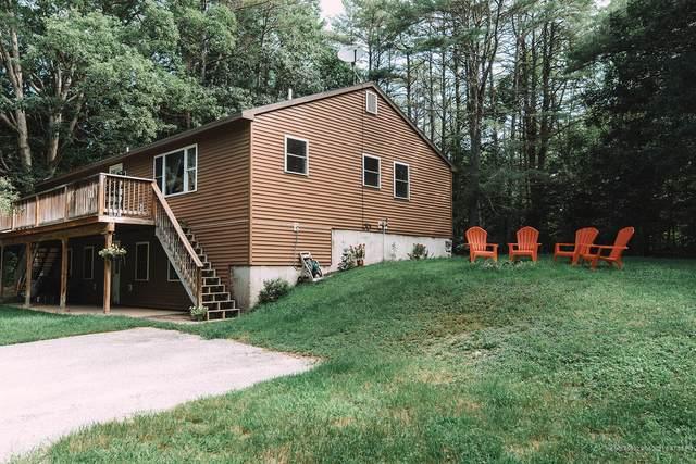7 Condo Ridge Road A, Casco, ME 04015 (MLS #1505552) :: Linscott Real Estate